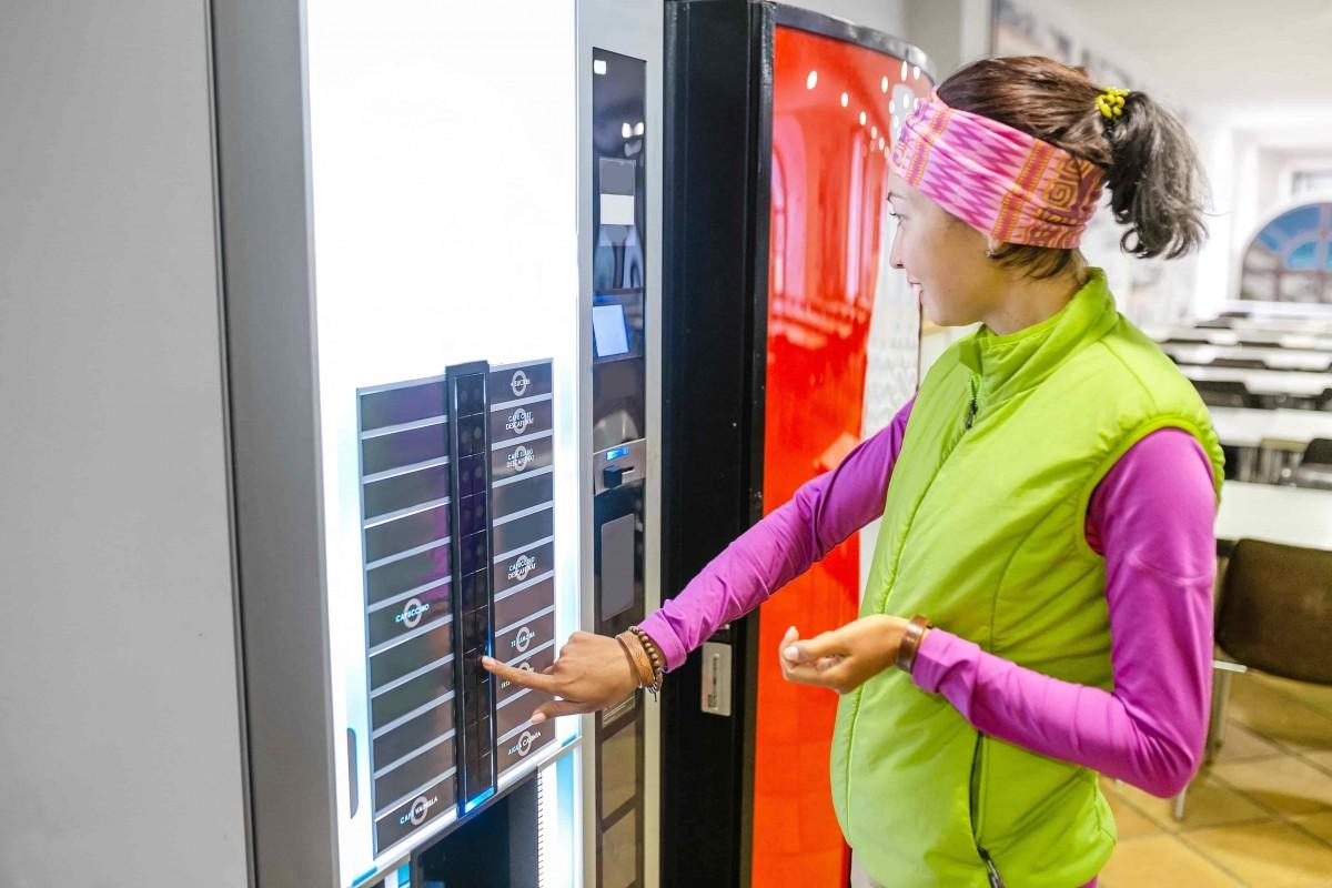 achat produit distributeur automatique