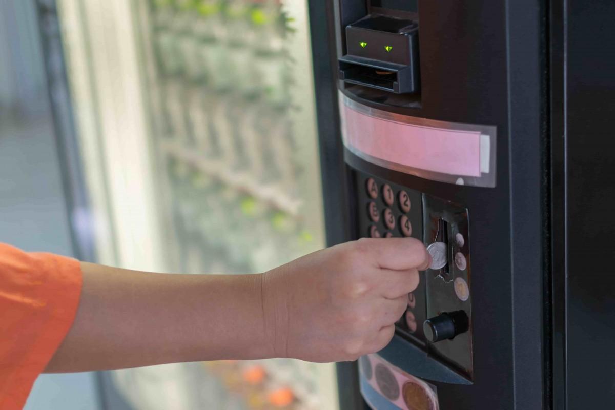 boisson choix distributeur automatique