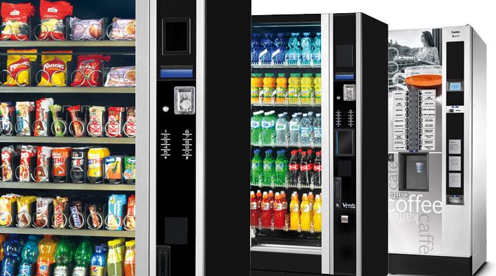 appareil de distribution automatique