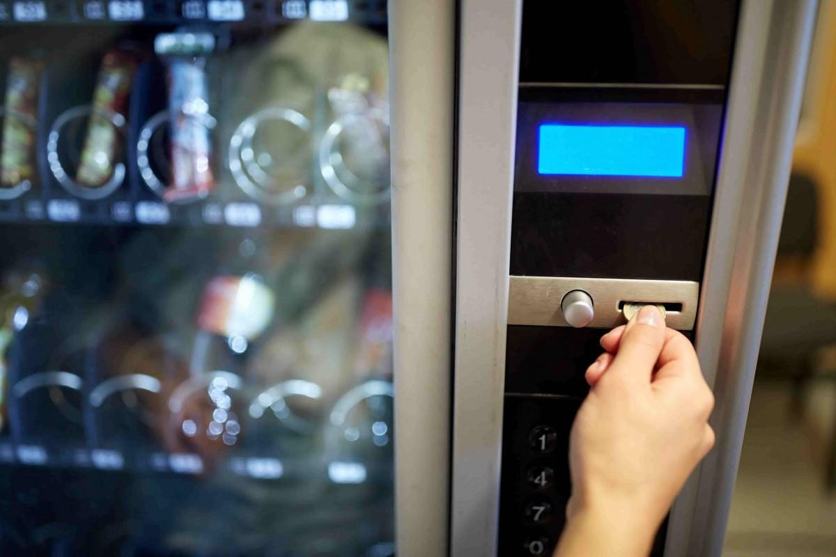 installation distributeur automatique