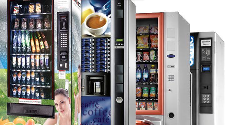 distributeur automatique entreprise