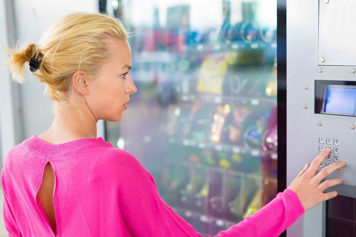 choix produit snack client