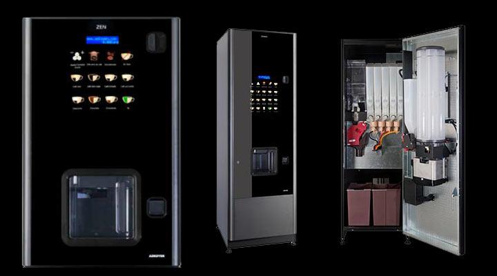 fabrication distributeur automatique