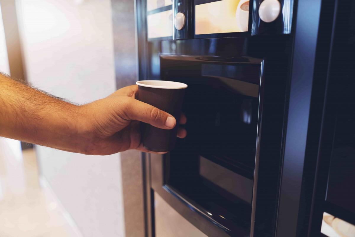 machine à café pour salarié