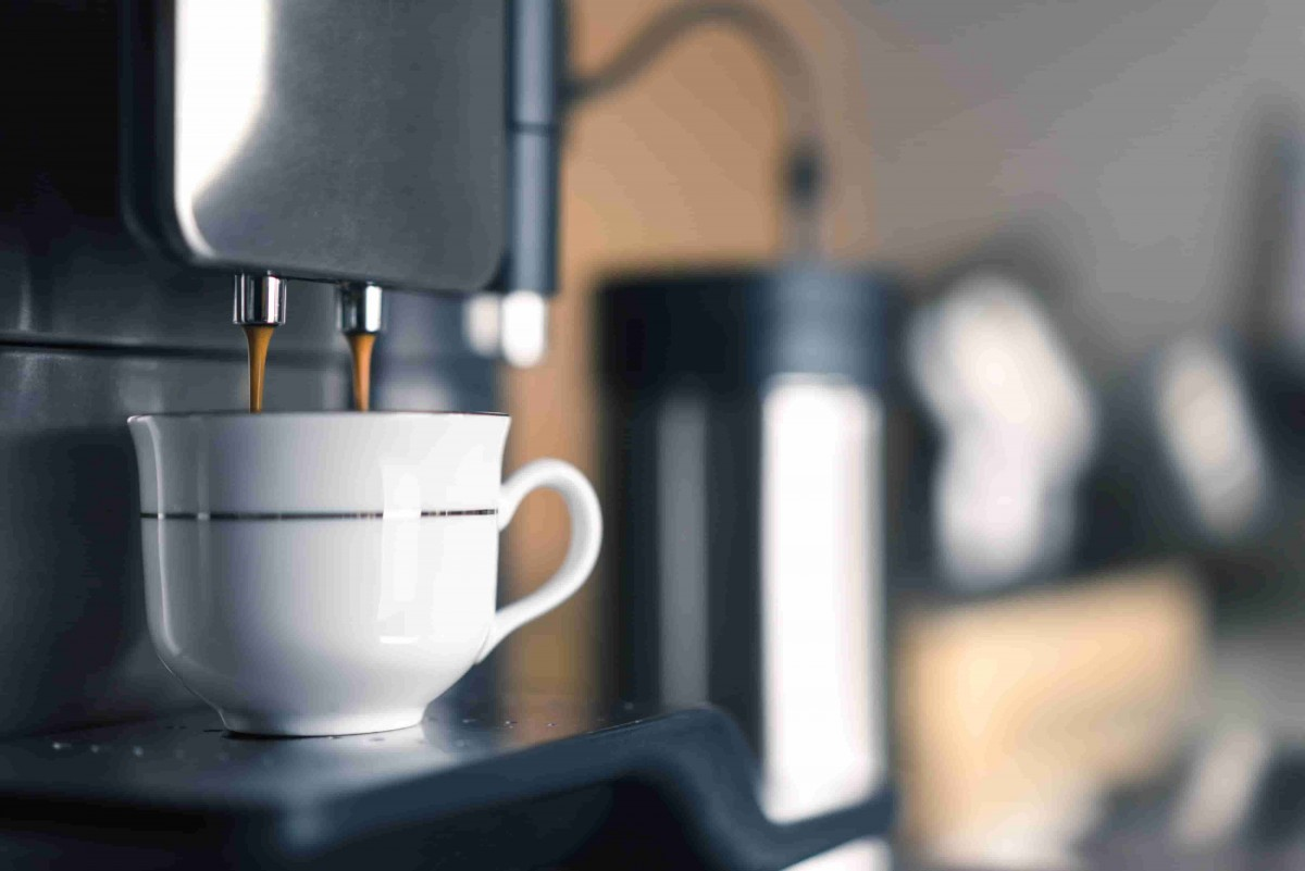Investissement machine a café professionnelle