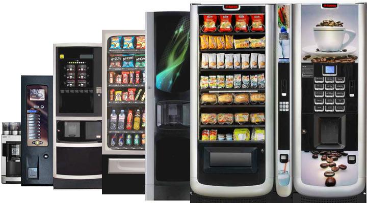 modèles de distributeurs automatiques