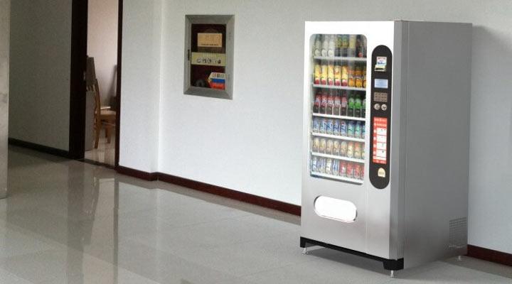 protection et blindage distributeur automatique