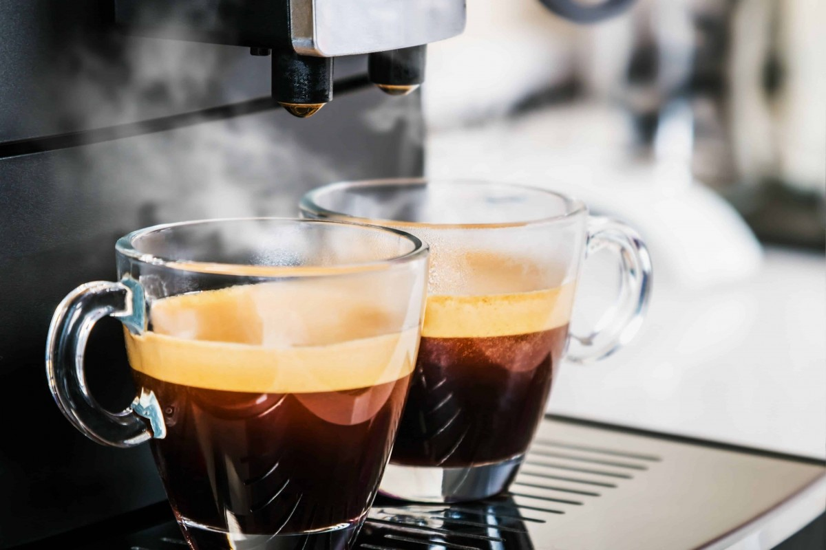 service boissons chaude cafe