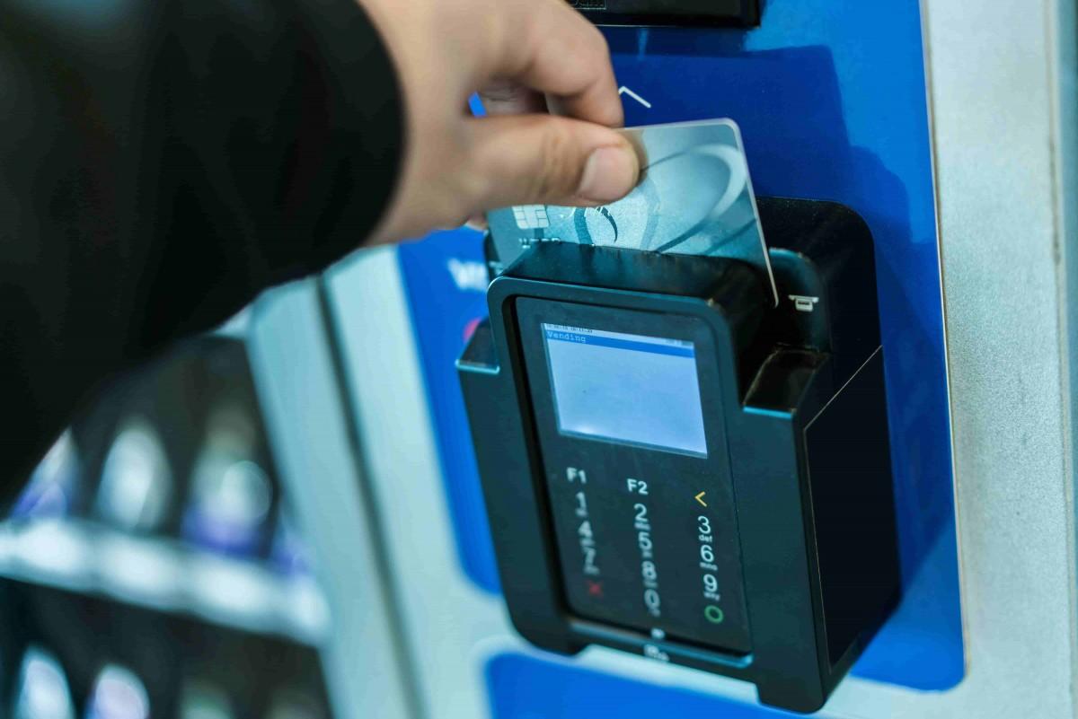 Systeme de paiement de consommations