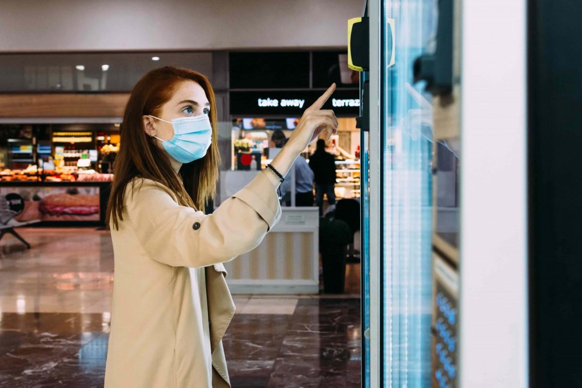 Sécurité et protection de distributeur automatique